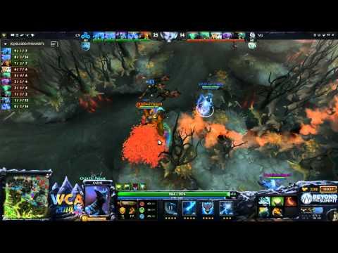 VG vs Cloud9 - WCA 2014 LAN LB Round 3 - Game 2