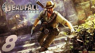 прохождение Deadfall Adventures HD - Часть 2 (Они встают из могил!)