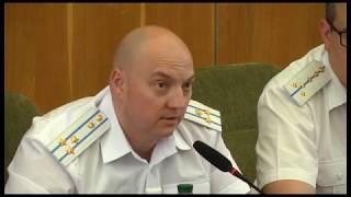 Координаційна нарада правоохоронних органів від 07.08.2018