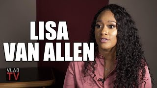 "Lisa Van Allen on R Kelly Buying Her a New Mustang, Dissing Her on 'I Admit"" (Part 12)"