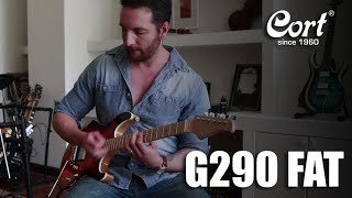 Rodrigo Rosales Plays the G290 Fat | Cort Electric Guitar