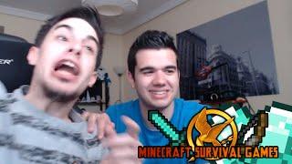 TU EL TECLADO Y YO EL RATÓN - Minecraft con sTaXx