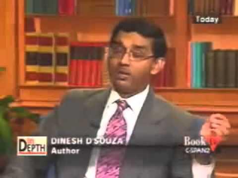 Dinesh D'Souza 7/11 - Anti-American Left, Bush-Hatred & Radical Islam