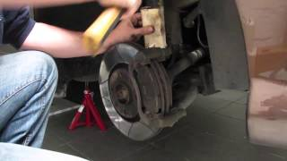 Peugeot 207 - Knackered gearbox - Removal (Part 2)