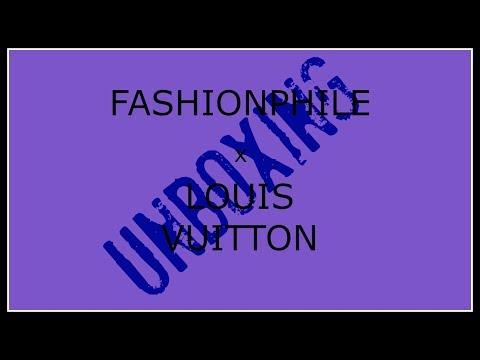 Louis Vuitton x Fashionphile Unboxing