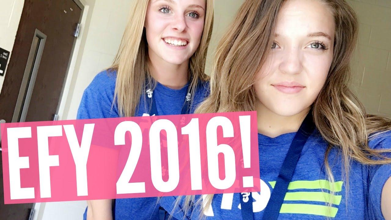 EFY 2016! | Hayden & Shae