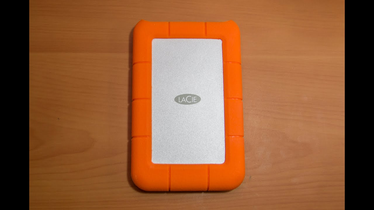 d02fb0dc6004 Lacie 1Tb Rugged Mini Unboxing - YouTube
