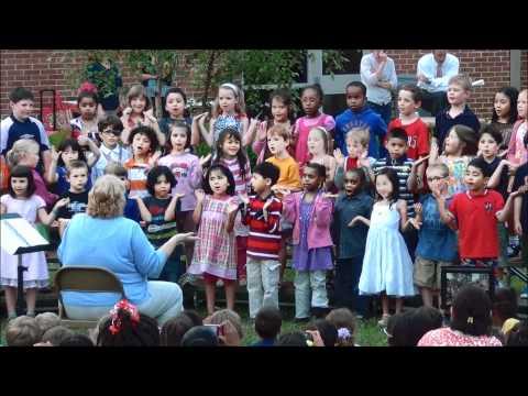 Lucy V. Barnsley Elementary School -- Spring Ice Cream Social -- 2012