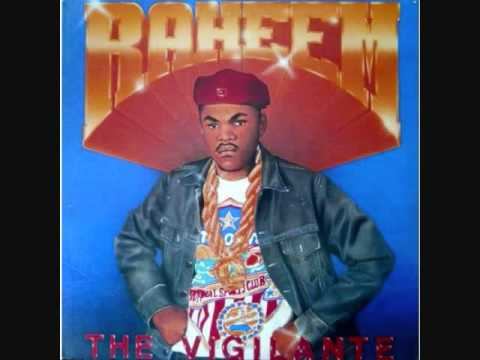 Raheem-Freak To Me(1988)