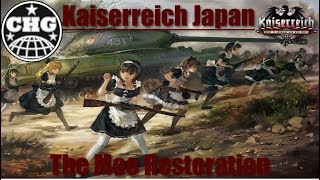HOI4: Kaiserreich - Japan #1 - The Moe Restoration