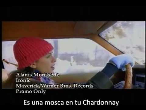 Alanis Morissette Ironic Subtitulos En Español Youtube
