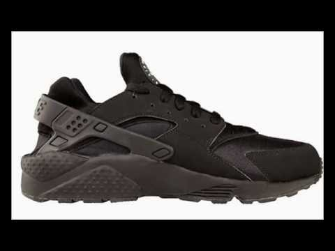 Nike Huarache Black Cheap