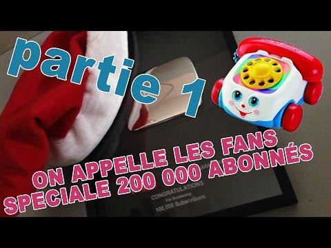 [FANS PART 1] Vidéo Spéciale 200k Abonnés - Studio Bubble Tea Appelle Les Fans