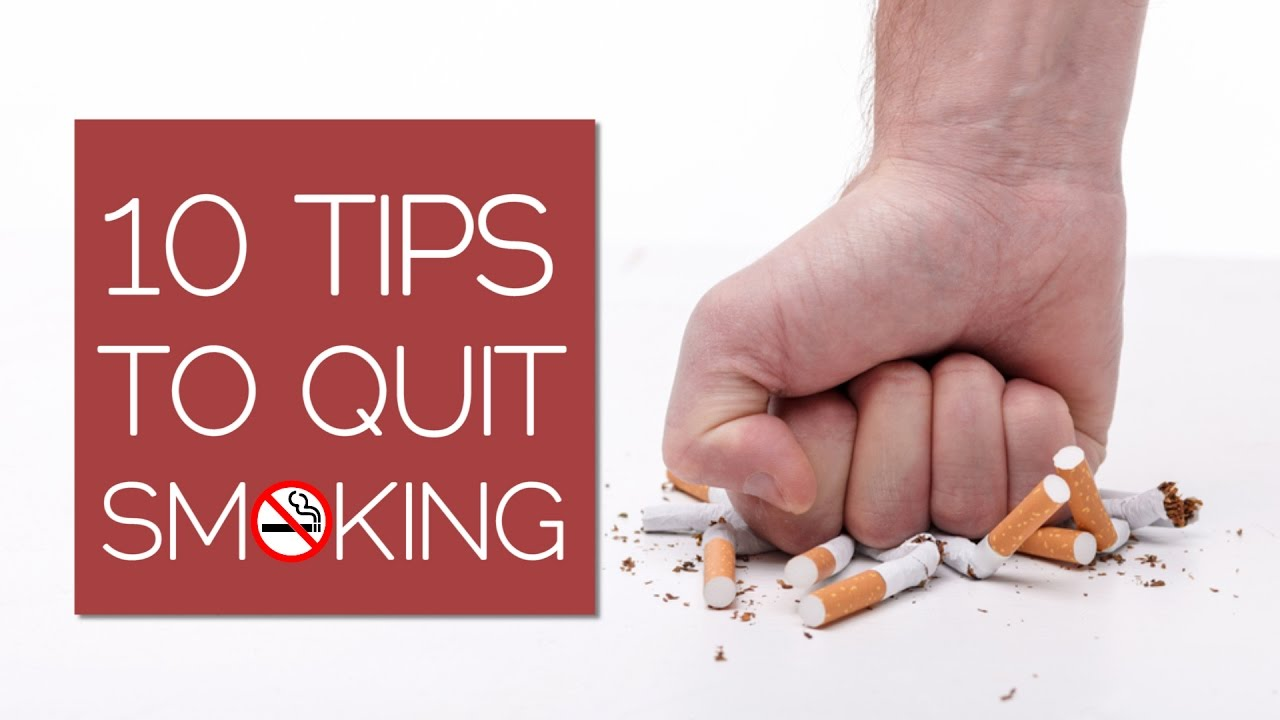 Tips On Quiting Smoking