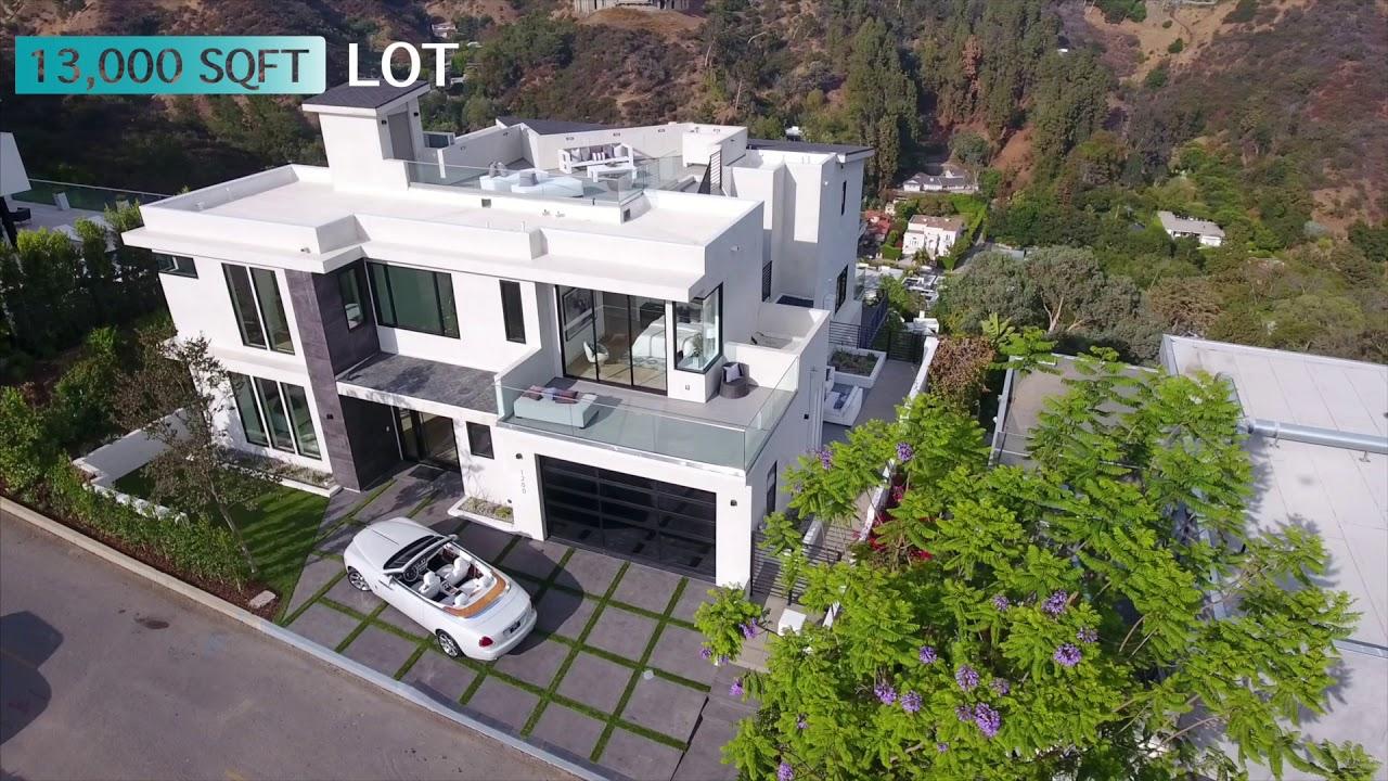 1200 Linda Flora Los Angeles Ca 90049 Youtube