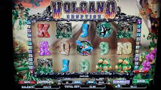 Volcano Eruption (mise totale 20€)