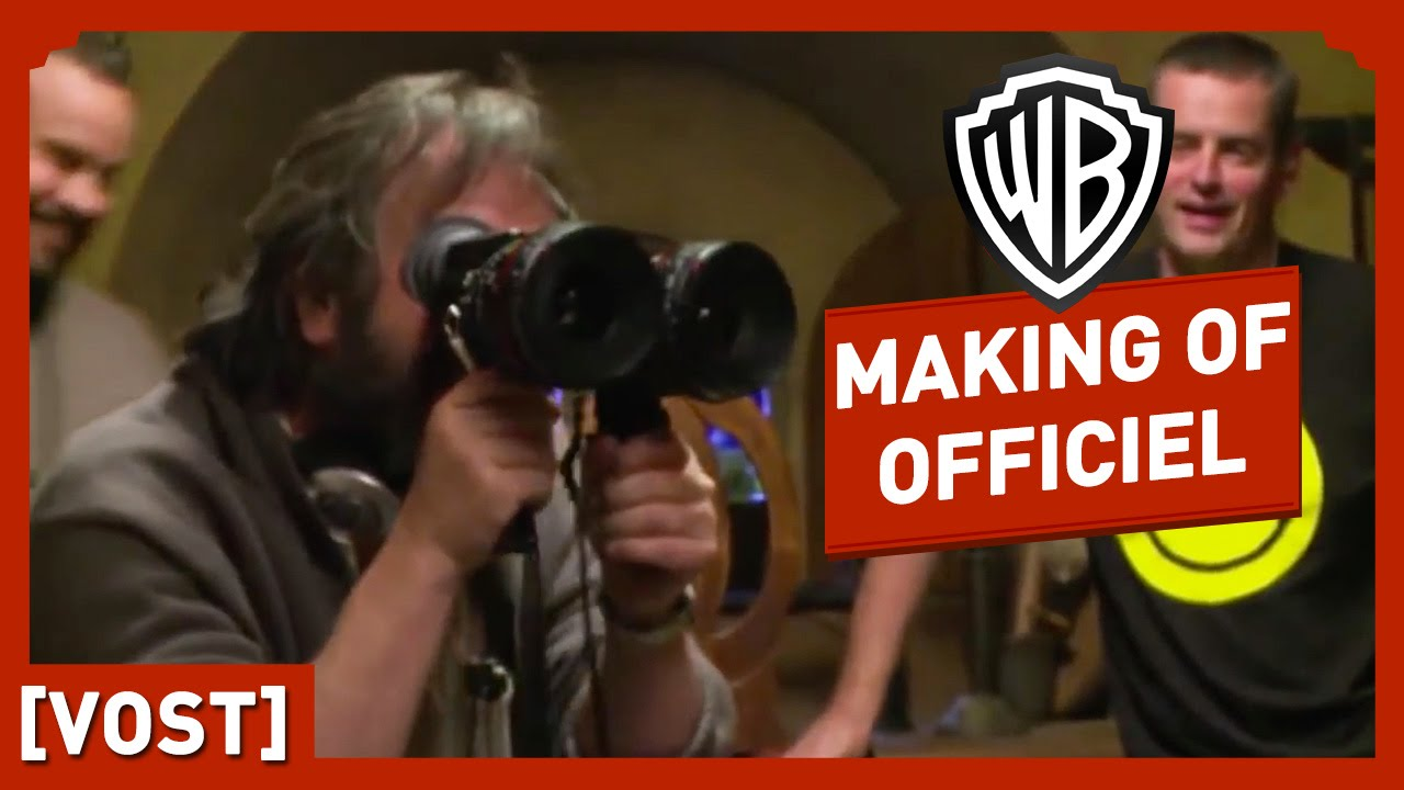 Le Hobbit - Making Of (VOST) / Journal de Bord 4 - Peter Jackson