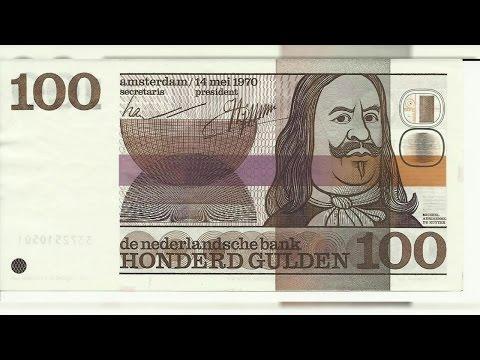 Guldenbiljetten: zou u ze wegdoen?