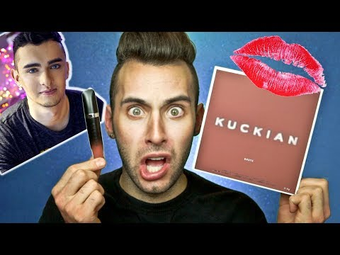 NO BULLSH*T Kuckian Cosmetics LIPSTICK Review | Wear Time Test + Dupes