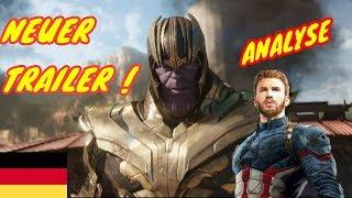 NEUER INFINITY WAR TRAILER ANALYSE - Analyse zum neuen Infinity War Trailer