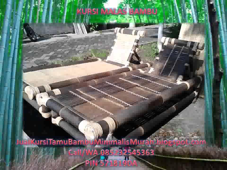 60 Koleksi Gambar Kursi Bambu Minimalis HD Terbaru