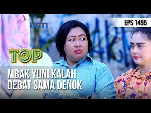 TUKANG OJEK PENGKOLAN - Mbak Yuni Kalah Debat Sama Denok [1 JANUARI 2019]