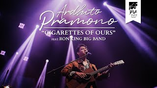 Ardhito Pramono - Cigarettes of Ours ft. Ron King Big Band (Live at Java Jazz Festival 2020)