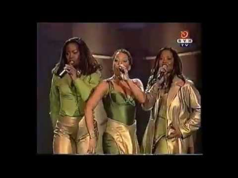 Ebonique - So Much Love (Dutch National Selection for Eurovision Song Contest 2001)