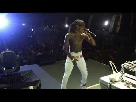 Mole Live @ Barbados Reggae Beach Party 2017