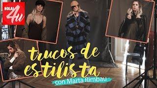 TRUCOS DE ESTILISMO: Combina como un profesional   Con Marta Riumbau