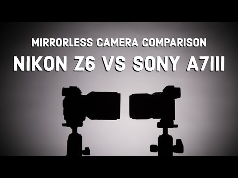 Nikon Z6 vs Sony A7III | 2019 Mirrorless Camera Comparison Mp3