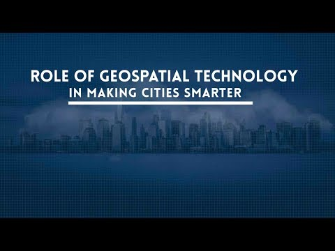 What is a Smart City and What is the Role of GIS in Smart Ci