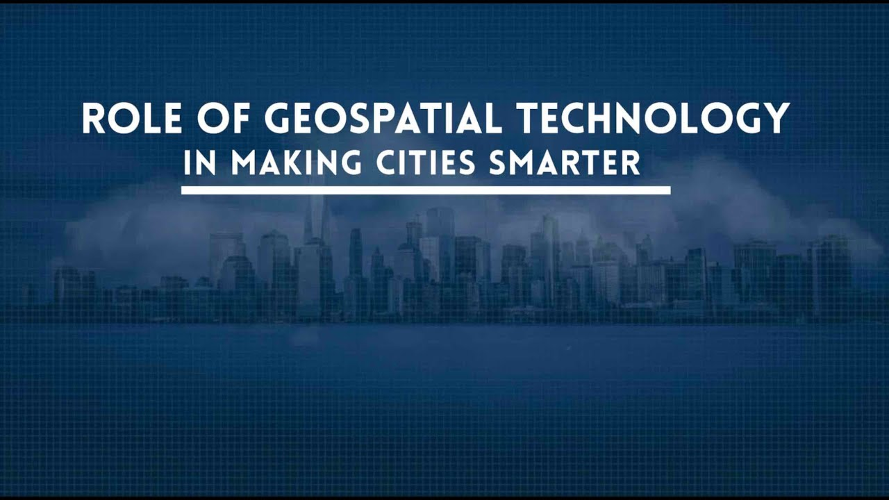 5G and geospatial will together power future cities