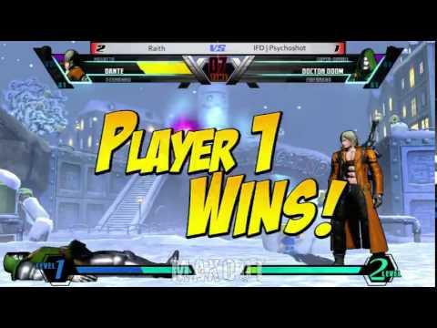MAXOUT 4122014 Ultimate Marvel vs. Capcom 3 Tournament