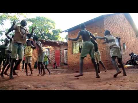 Disco Disco by Eddy Kenzo dance video by Galaxy African Kids HD VIDEO thumbnail