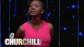 Mammito How Kenyan Parents solve Marriage Disputes ( Churchill raw)