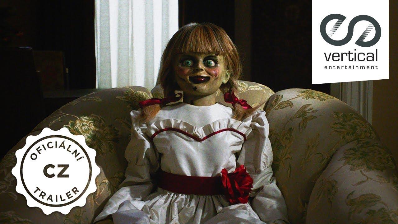 Annabelle 3 (2019) | OFICIÁLNÍ TRAILER | české titulky
