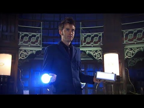 Download Youtube: Meet the Vashta Nerada - Silence In The Library -  Doctor Who - BBC