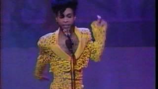 prince at mtv video music awards vma 1991