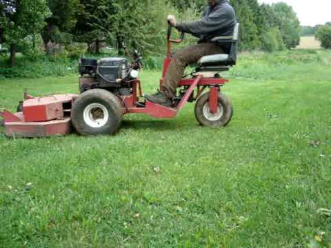 Ferris Zero Turn Mower Youtube