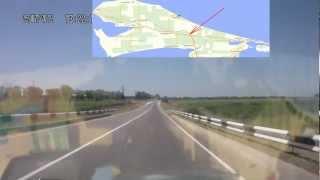 Дороги 93 RUS: За Родину-Кучугуры-Ильич(Возможно Вы уже видели часть этого видео в ролике