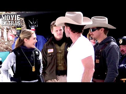 Go Behind The Scenes Of Wind River (2017)