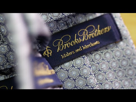 Brooks Brothers | Made in America: Makers and Merchants