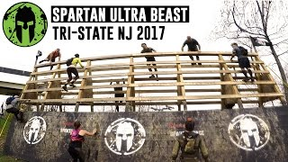 Spartan Race Ultra Beast 2017 (All Obstacles)