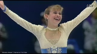 [HD] Tara Lipinski - Anastasia - 1998 Nagano Olympics - SP タラ・リピンスキー Тара Липински