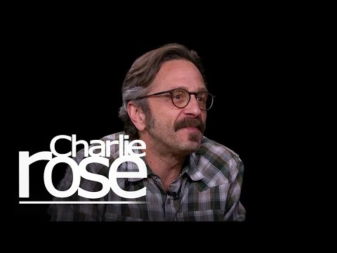 Marc Maron on Obama, Race and Guns (Aug. 3, 2015) | Charlie Rose