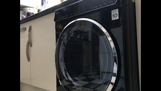 lg direct drive truesteam washing machine review