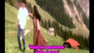 amor contra viento y marea TUJHE DEKHA TO (DILWALE DULHANIA LE JAYENGE) subtitulado español