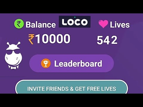 Loco hacked app (all live Trivia games in the description and a giveaway dslr)