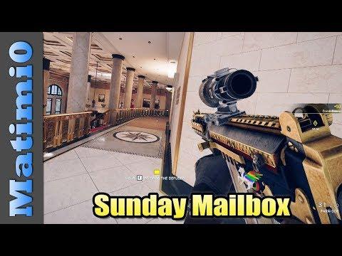 Well Done Siege - Sunday Mailbox - Rainbow Six Siege